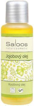 Jojobový olej lisovaný za studena 50ml Saloos