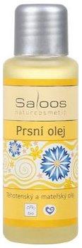 Prsní olej 50ml Saloos